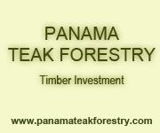 Panama Teak Forestry 180x150